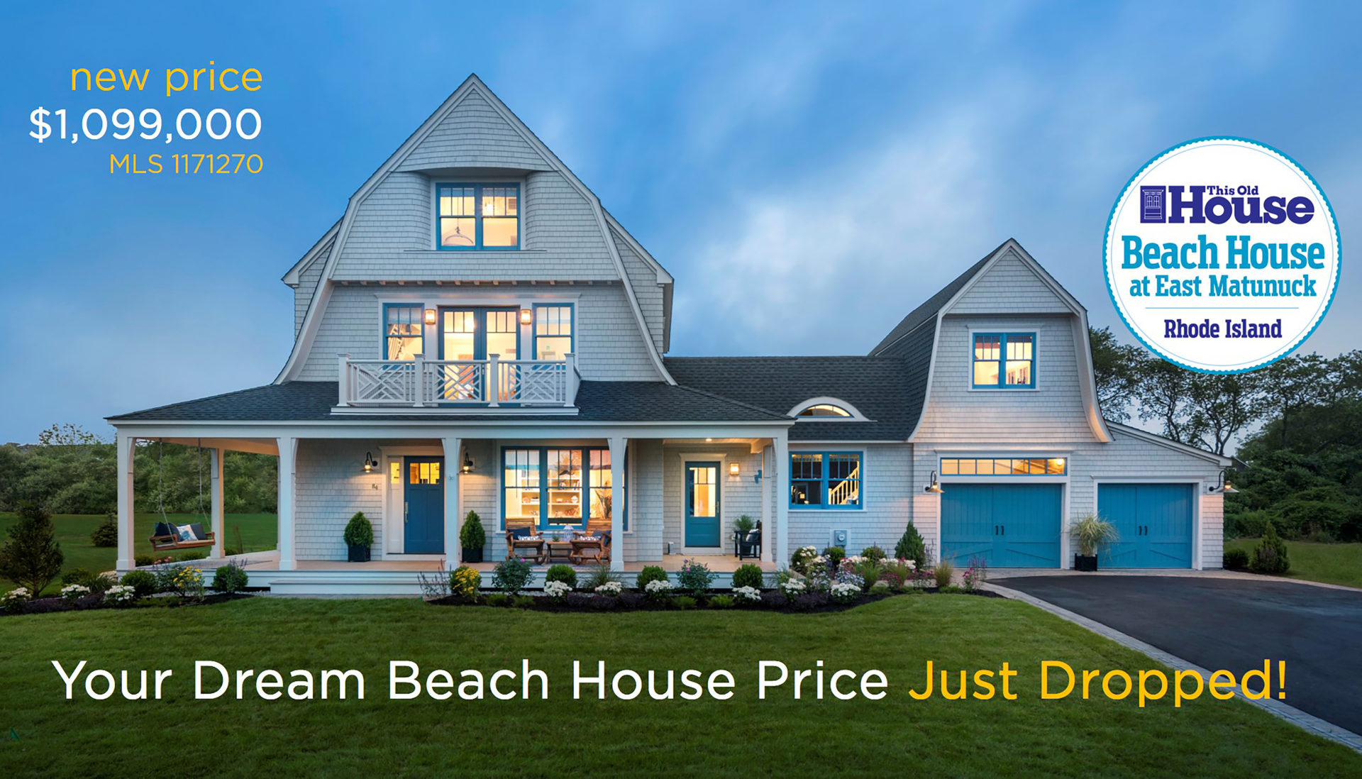 2017 This Old House 2017 Beach House Is For Sale In Rhode Island